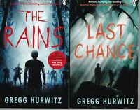 Rains Brothers (2 Book Set) by Gregg Hurwitz The Rains & Last Chance (Paperback)