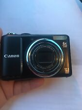 Canon PowerShot A2100 IS compact digital camera, 12 MP,