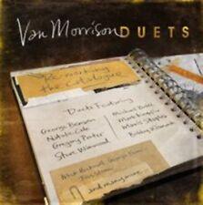 Van Morrison Duets Re-working The Catalogue CD 2015