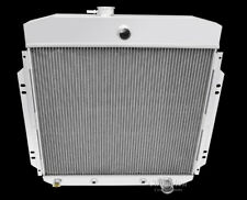 3 Row All Aluminum Radiator 1957 - 1960 Ford F100 I6 Pick Up Lifetime Warranty