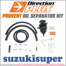 DIRECTION PLUS PROVENT Oil Separator / Catch Can Kit - Toyota Hilux N70 KUN26