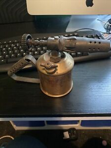 Old blow torch Sievert Sweden 3/4 pint