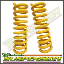 FORD RANGER PX3 4WD 08/2018 Raised KING Coil Springs +35mm H/DUTY Lift PX-3.