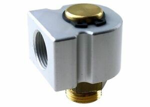 LPG Elbow KME silver gold TUR Winkel for reducer 90 degrees gas outlet