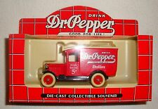 Lledo Days Gone Promotional Diecast Model 1934 Chevrolet Delivery Van, Dr Pepper