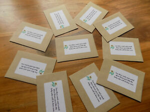 10 baby shower sunflower seed party favours