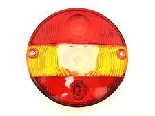 Rückleuchte mit Blinklicht RUND ⌀140mm Rücklicht Traktor LKW PKW Anhänger RECHTS