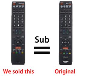 GB118WJSA Replace Remote for SHARP AQUOS TV LC52LE640 LC60C6500U LC70C6500U