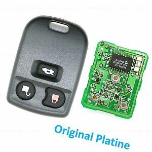 Auto Ersatz Fernbedienung Schlüssel 433MHz Passend  für Jaguar S-Type XJ8 XJ