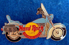 New listing Buenos Aires Blue Light White Indian Motor Cycle Bike Logo Hard Rock Cafe Pin