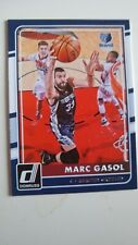 Marc Gasol Carta Baloncesto Memphis Grizzlies NBA Card donruss 2015/16 mint