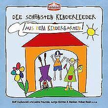 Die Schönsten Kinderlieder - Aus dem Kindergarten von Various | CD | Zustand gut