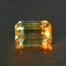 0.63 Cts_Flawless_Emerald Cut_100 % NATURAL COLOR CHANGE  DIASPORE_TURKEY