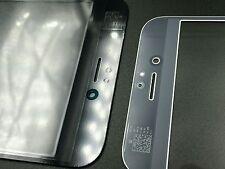 "3x Pantalla De Vidrio Cristal 100 negro% OEM Para Apple iPhone 6 4.7"""