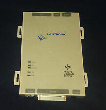 LANTRONIX SCS200 310-413 Rev. B Serial Secure  Console Server...... (C19B3)