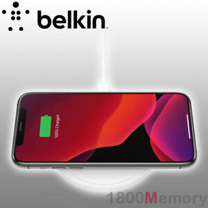 Belkin Boost Up Charge 15W Wireless Charging Pad with QC 3.0 24W Wall Charger