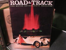 1958--May  ROAD & TRACK  Magazine