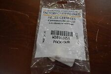 W10161851 Whirlpool Factory Certified Parts Sub-pack MADE IN THE USA