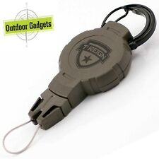 T-Reign Medium carabiner  Retractable Gear Tether (Hunting)