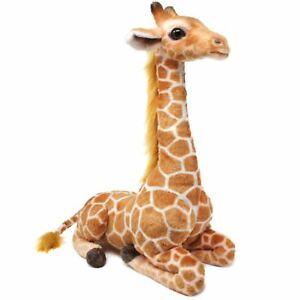 Jehlani the Giraffe | 18 Inch Stuffed Animal Plush | By Tiger Tale Toys