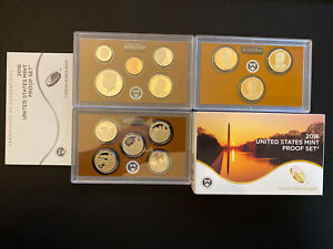 2016 United States US Mint Proof Set