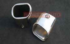 KIT 2 EMBOUTS INOX Echappement Mercedes Benz GLK-CLASSE 300 350