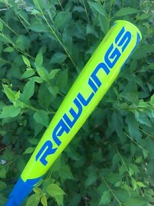 "2018 RAWLINGS QUATRO USA US8Q10 30/20 30"" 20 OZ. BASEBALL BAT BOMB DROPPER RARE!"