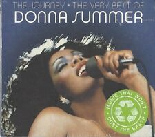 Donna SUMMER/The Journey-The Very Best of * NEW CD * NUOVO *