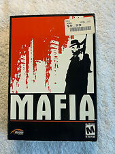 PC Mafia 1 2002 Action Adventure Game New and Sealed in Original Retail Box