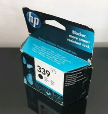 HP 339 Black ink Cartridge 860 Pages Office Supplies *Expired* Computer Printing