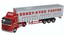 Coches, camiones y furgonetas de automodelismo y aeromodelismo Scania escala 1:43