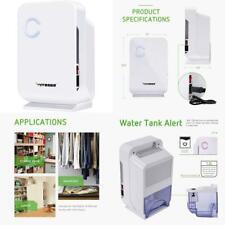 Vivosun Small Space Mini Dehumidifier For Grow Tent Closets Bathroom And Basemen