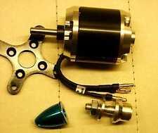 Brushless Motor Set iP 1700A 4S-6S 1500Watt Prop 12-17Zoll12-25Volt bis 9kg Abfl