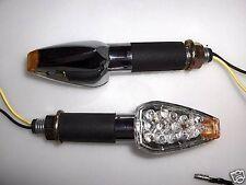 2X Amber Motorcycle LED Turn Signal light for Honda CB 600F CB 900F Hornet