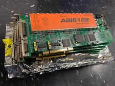 Audio Science ASI6122 Broadcast Series PCI Sound Cards AES & Analog 6122 w/cable
