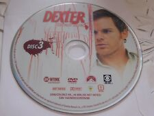Dexter First Season 1 Disc 3 DVD Disc Only 43-182