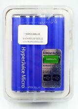 Sanho Hyper Juice MIcro External Battery (iPhone/iPad/USB) Blue Free Shipping!
