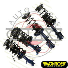 Monroe Brand New Complete Front & Rear Struts For Prism 98-02 Corolla 93-02