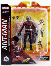 Marvel Select Ant-Man Collector Edition Action Figure In Stock Disney Exclusive