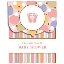 Tiny Toes Baby Shower Keepsake Registry Baby Shower Supplies Decorations