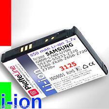 batteria 850mAh per samsung SGH U700  Z370 Z560 Z620 Z650 Z720