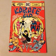 KARATE KID #1 DC Bronze Age 1st Issue Key #BBB