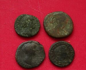 Roman Coins - Genuine and Unresearched (63) Metal Detecting / Detector finds