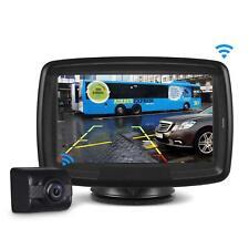 Digital Wireless Car Rear View Kit 4.3'' TFT Monitor + Parking Backup Camera
