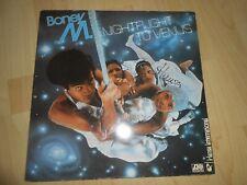 Boney M.  Nightflight To Venus  1978 vinyl LP   First Pressing