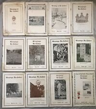 Gleanings in Bee Culture Magazines January Through December 1920 Collectible
