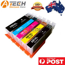 5x Compatible Ink Cartridges PGI680XXL CLI681XXL for Canon TS9160 TS8160 TS8260