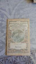 Agram, bibliothèque illustrée des voyages autour du monde, PLON vers 1900