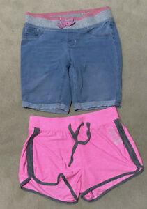 Justice & Arizona Big Girls, Size 12, Shorts, Set Of 2, Used