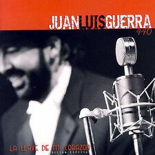 La Llave De Mi Corazon [CD/DVD Combo] [Deluxe Edition], Juan Luis Guerra, Good S